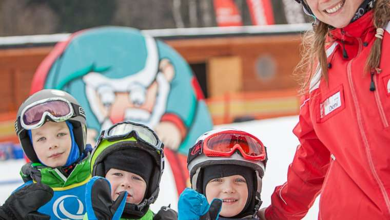 Dětský lyžařský park
